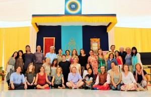 Встреча учителей и учительский тренинг по Танцу Ваджры в Дзамлинг Гаре