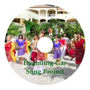 Проект песни Дзамлинг Гара
