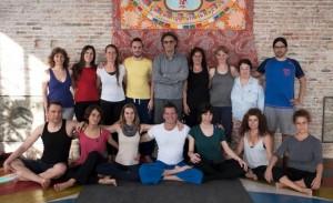 Учительский тренинг по восьми движениям в Барселоне
