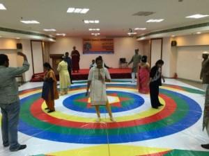 Танец Ваджры в Хайдерабаде