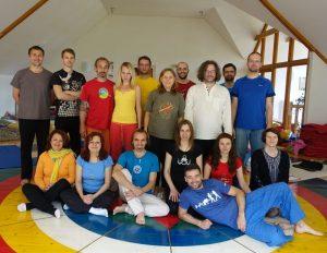 Янтра-йога в Чехии