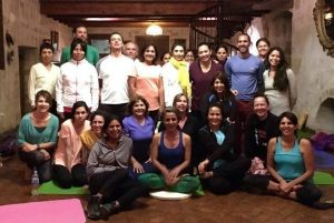 Янтра-йога в Перу