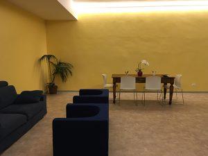 """""""Комната тишины"""" в госпитале Сиены"""