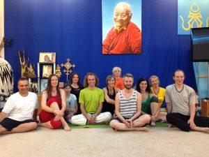 Янтра-йога в Ринченлинге