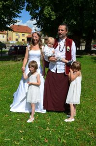 Поженились – Тереза Старкова и Витек Пулда