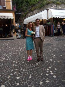 Поженились – Марина Орлова и Даниэль Валия