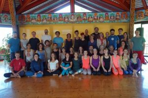 Учительский тренинг по 1-ому уровню Янтра-йоги