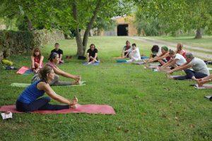 Выходные янтра-йоги в Испании