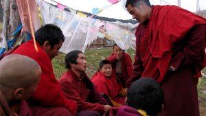 Сохранение тибетского духовного наследия в Галингтенге