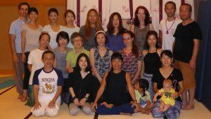 Янтра-йога в Киото и Токио