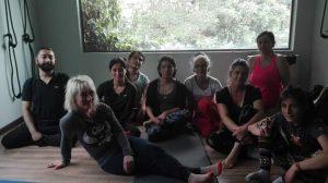 Янтра-йога в Чили