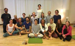 Янтра-йога в Швеции