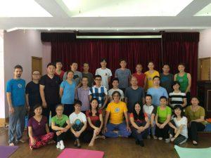 Чудесное путешествие в мир Янтра-йоги с Фабио Андрико