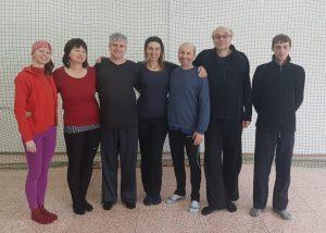Дополнительный курс по Янтра-йоге в Оломоусе, Чехия