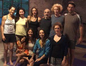 Введение в Янтра-йогу в Буэнос-Айресе, Аргентина