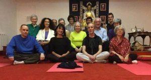 Дыхание, Янтра-йога и практика 7-го лочжонга в Париже