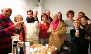 Выборы нового ганчи в Гьямцолинге Венеция Италия