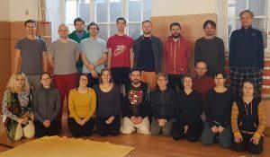 Янтра-йога в Брно, Чехия