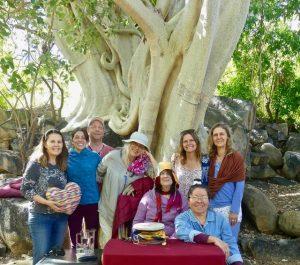 Ретрит по практике Чод в Западном Цегьялгаре, Баха, Мексика