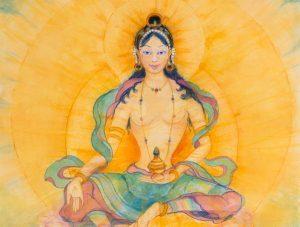 5-го февраля практика Одсер Ченмы для гомпы Дзамлинг Гара