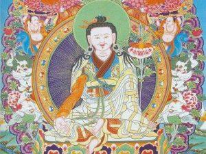 Всемирная цепочка ганапуджи Джигме Лингпа для гопмы Дзамлинг Гара