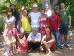 Коммуникационный курс в Намьялгаре, Австралия