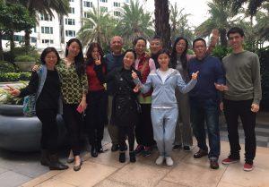 13-ый коммуникационный курс в Гонконге