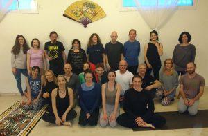 Открытый курс по Янтра-йоге в Израиле