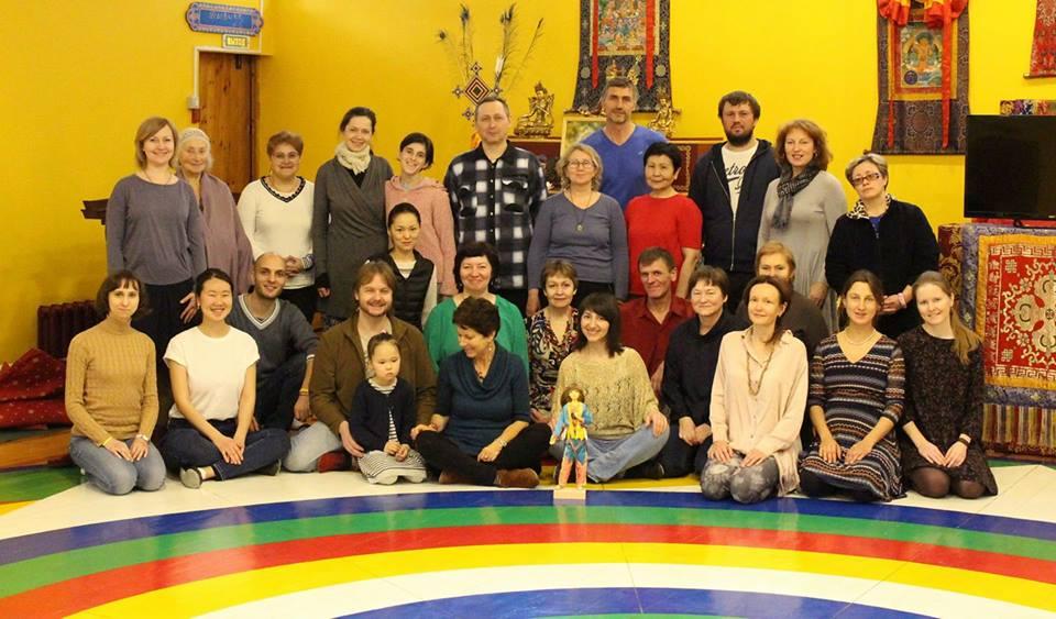 В Северном Кунсангаре состоялся учительский тренинг с Адрианой Даль Борго