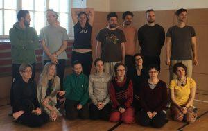 Курс для продолжающих по Янтра-йоге в Чехии