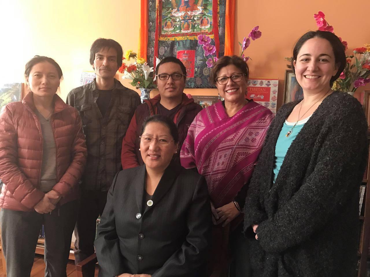 Программа по тибетской медицине в Конвее