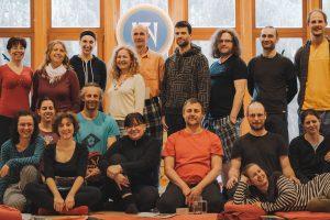 Ретрит по практике Пховы в Чехии