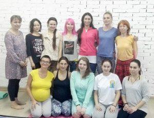Янтра-йога для беременных в Москве