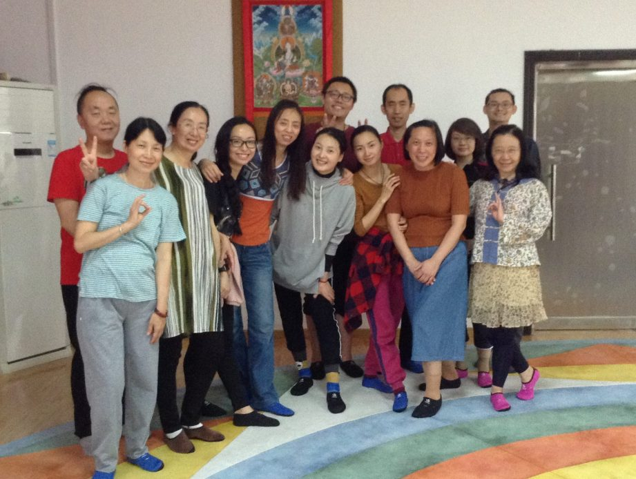 Танец Песни Ваджры в Самтенгаре, Китай