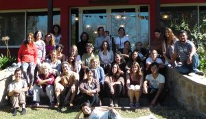Ретрит по гармонии в Южном Ташигаре, Аргентина