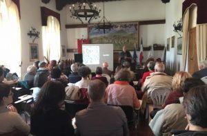 Цикл конференций, организованный при сотрудничестве  с муниципалитетом Арчидоссо и Музеем культуры и искусства Азии