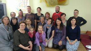 Практикуем вместе, ретрит по практике Шитро в Дорджелинге, Литва