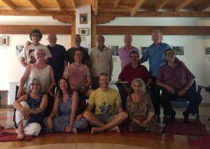 Конференция инструкторов по Санти Маха Сангхе в Меригаре
