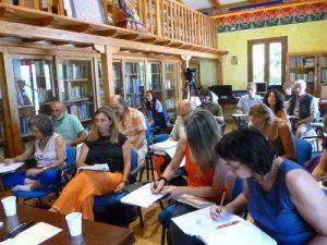 Тренинг для переводчиков с тибетского