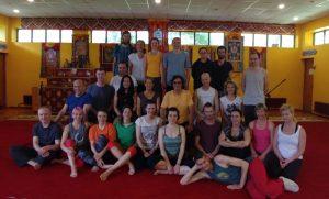 Второй продвинутый курс и инструкторский тренинг по Янтра-йоге в Кунсангаре