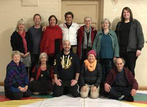 Танец Ваджры в Мельбурне, Австралия