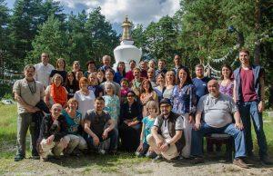 Первый выпуск студентов Школы тибетской медицины ИШШ в России