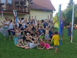 Летний ретрит по Янтра-йоге в Пенделинге, Чехия