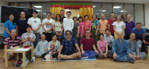 Курс по Цалунгу Мандаравы с Фабио Андрико на Тайване