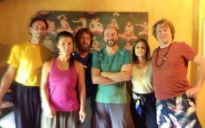 Углубленный курс по Янтра-йоге в Дежамлинге, Франция