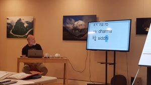 Тибетский для начинающих в Лекденлинге, Лондон