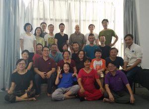 Ку-Нье массаж в Самтенгаре, Китай