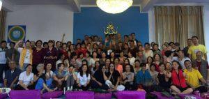 Йога сновидений в Китае