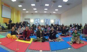 Практика гуру-йоги Ати для трёх типов способностей