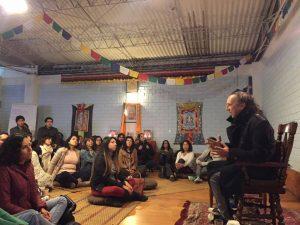 Публичная лекция и выступления в Норбулинге, Лима, Перу